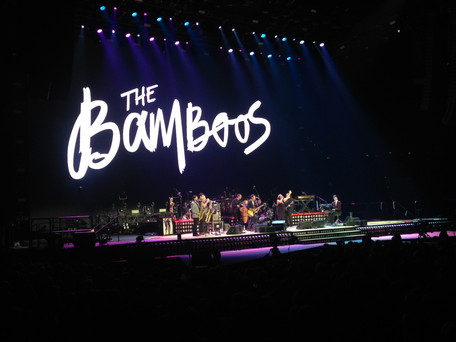 With The Bamboos 2018