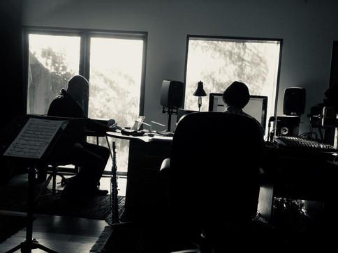 Red Iris Studios session
