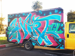 """""""SMART"""" in Downtown LA"""