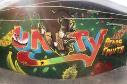 Mural Unity Accra