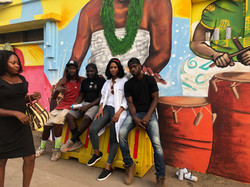 African Accra Steets