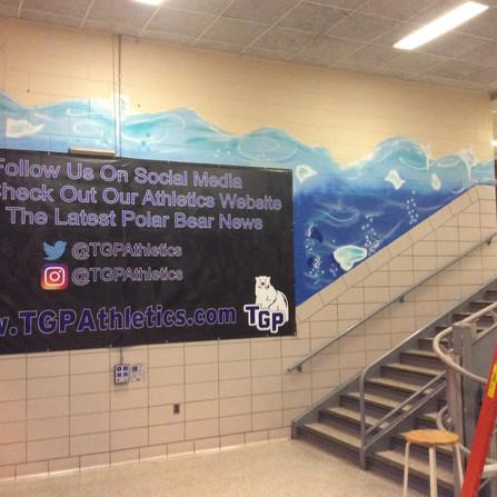 Ocean More of the TGP Mural