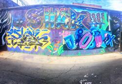 """""""Black SHAK"""" in Midcity LA"""