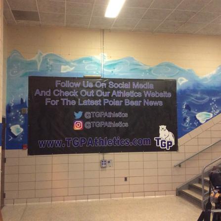 Ocean TGP Mural