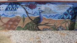 "Desert Oasis Mural ""Sun Valley CA"""