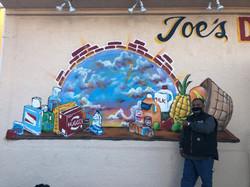 Joe's Discount Mural