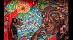 Accra Mural