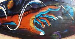 Reach Your Dreams Mural
