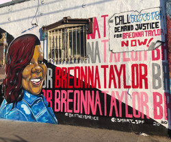 Breonna Taylor Mid-City Los Angeles