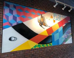 new mural 101 boxing