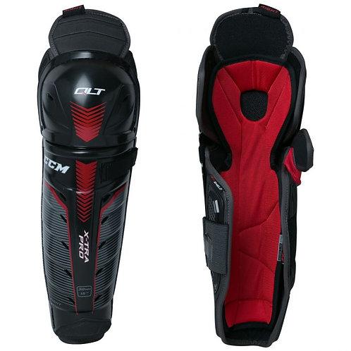 CCM QuickLite Xtra Pro Shin Pad Junior