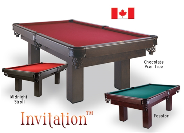 Invtation Table