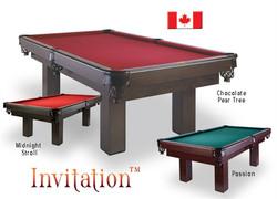 Invtation Table