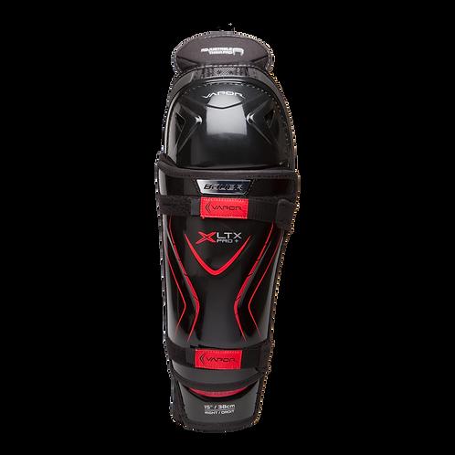 Bauer Vapor LTX Pro + Junior Shin Pad