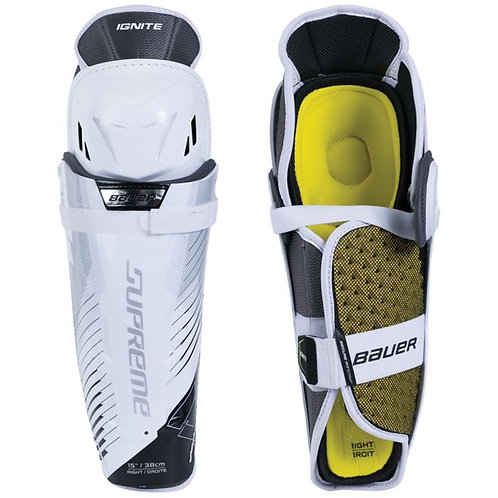 Bauer Supreme Ignite Shin Pad Junior