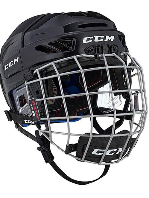 CCM Fitlite 3DS Junior Helmet Combo