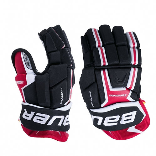 Bauer Supreme Ignite Pro Glove Junior