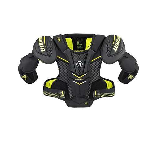 Warrior Alpha QX Shoulder Pad Senior