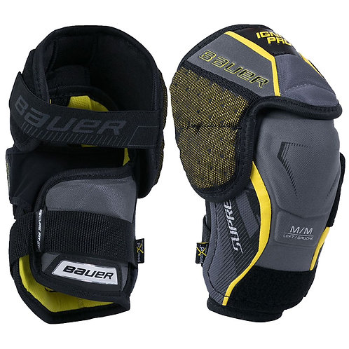 Bauer Supreme Ignite Pro + Senior Elbow Pad
