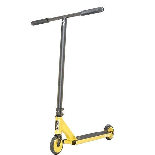 Havoc Descendant Gold Pro Scooter