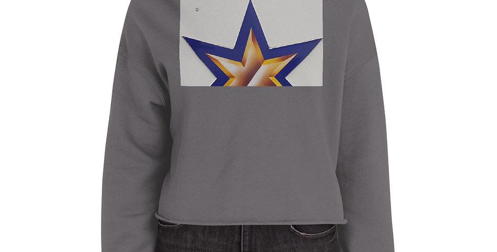 Star Crop Hoodie