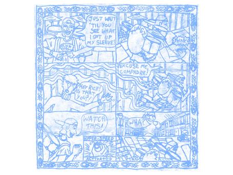 TUNGZ! Weekly Comic #2!