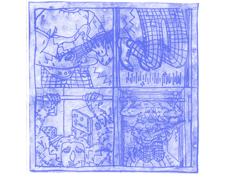 TUNGZ! Weekly Comic #1!