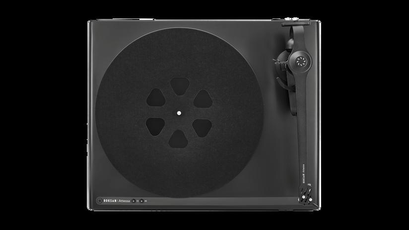 Platine vinyle Rega Attessa en noir