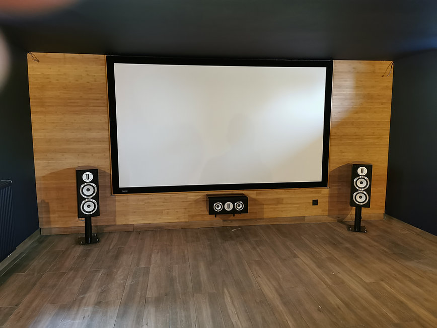 Installation Home Cinéma 7.2.4