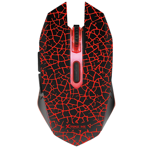 Mouse Gamer Xtrike-Me Backlit RGB GM 205