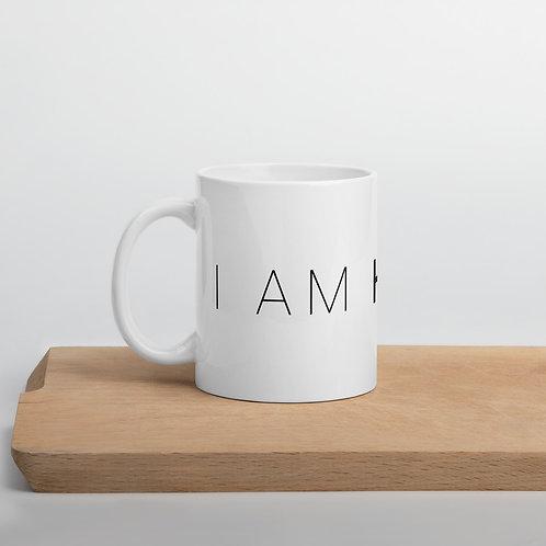 I AM HUMAN Mug, 11oz. or 15 oz.