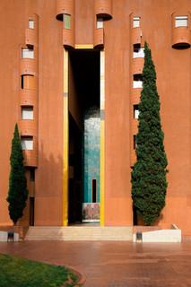 Walden 7 Ricardo Bofill Barcelona