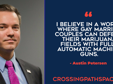 Austin Petersen on Marijuana Legalization
