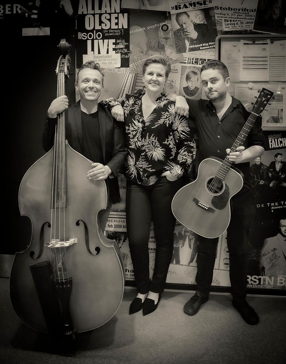 Sophie Juul Rønnow. Trio.