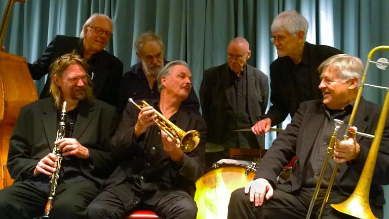 """Forårskoncert i Støberihallen - """"Jesse´s New Orleans Band"""" (2022)"""