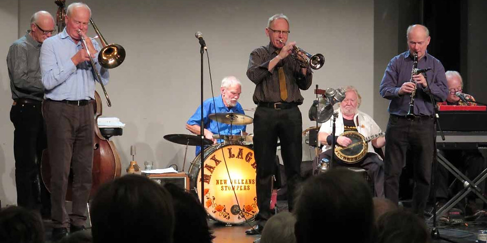 MAX LAGERS NEW ORLEANS STOMPERS