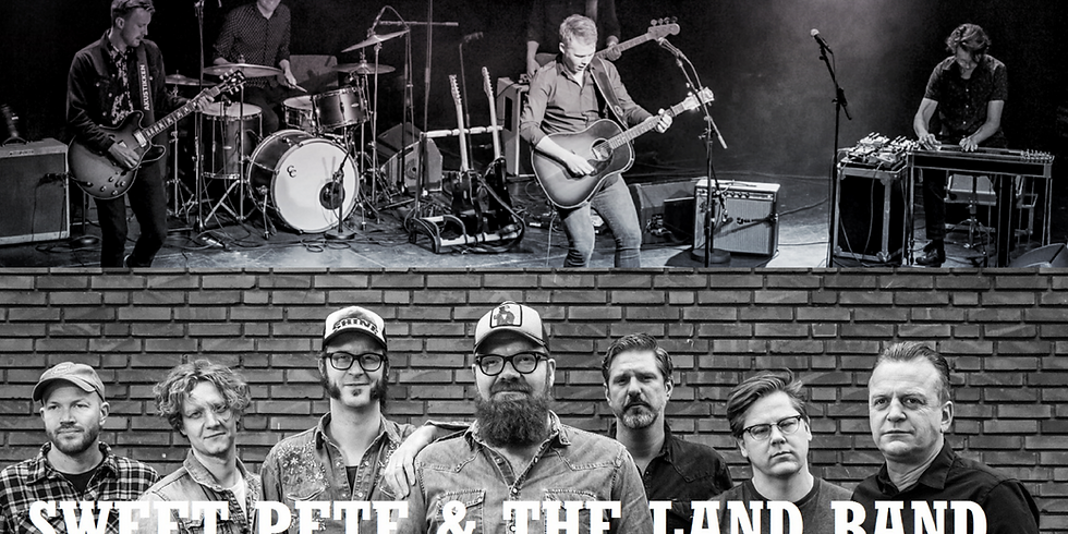 THE CONSOLATION + SWEET PETE & THE LAND BAND