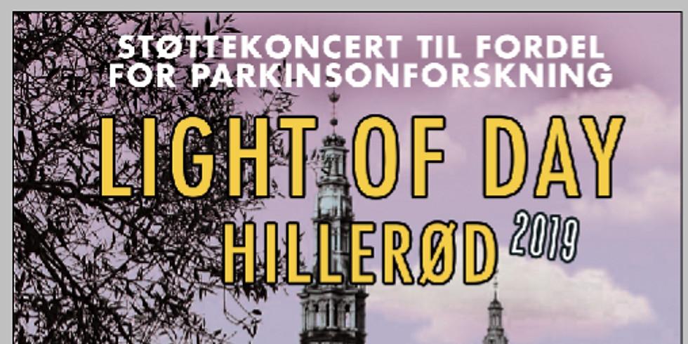 LIGHT OF DAY - Parkinson Støttekoncert
