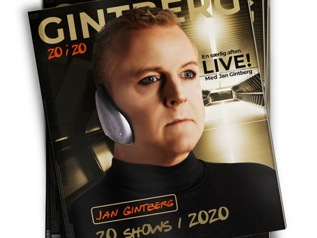 NY DATO - JAN GINTBERG - 28. OKT. 2020