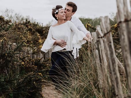 Séance amoureux lifestyle avec Camille & Romain