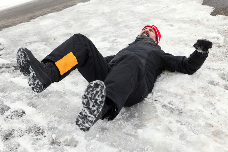 Slip & Fall Basics for Property Owners