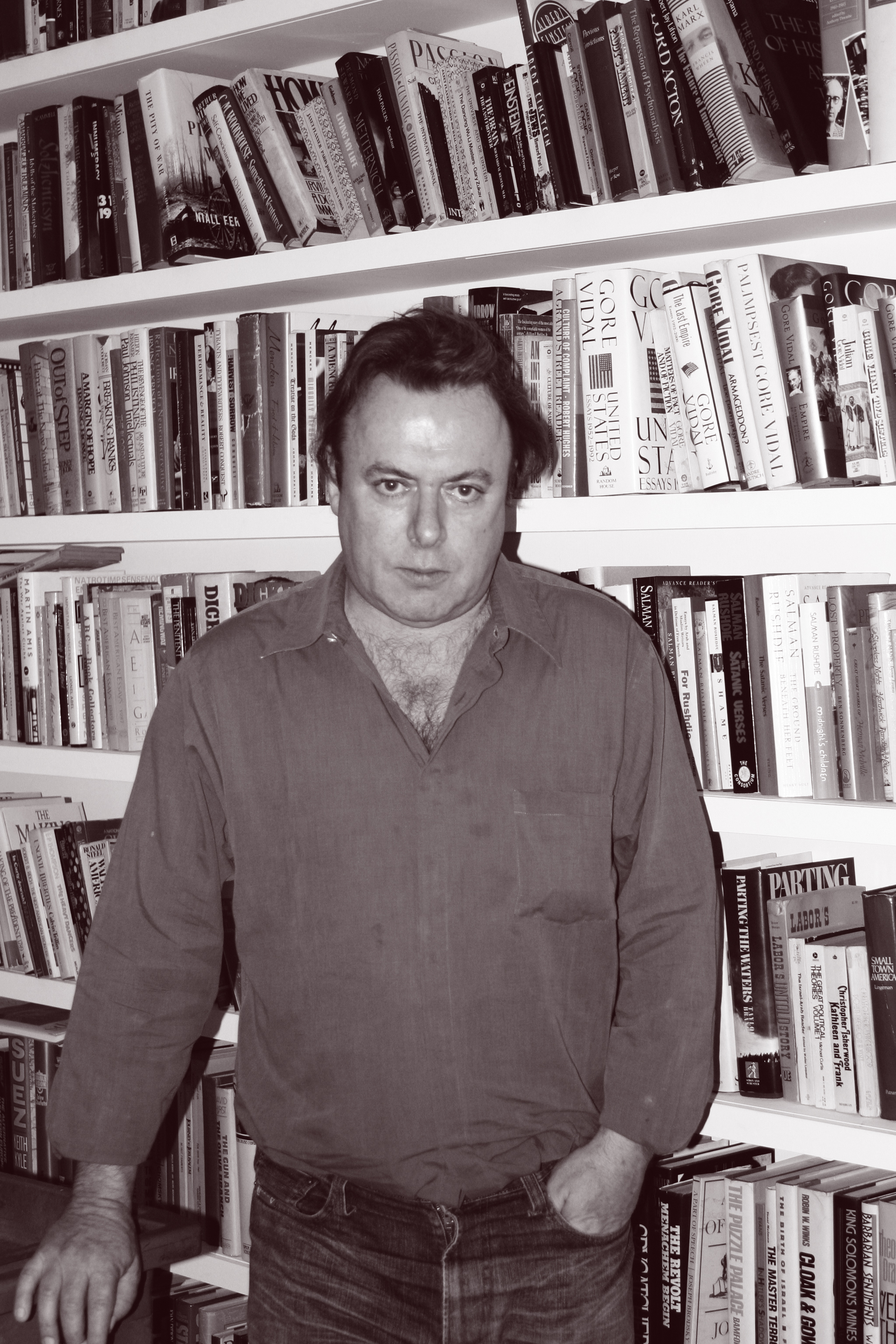 Christoper Hitchens