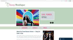 Website - Boutique