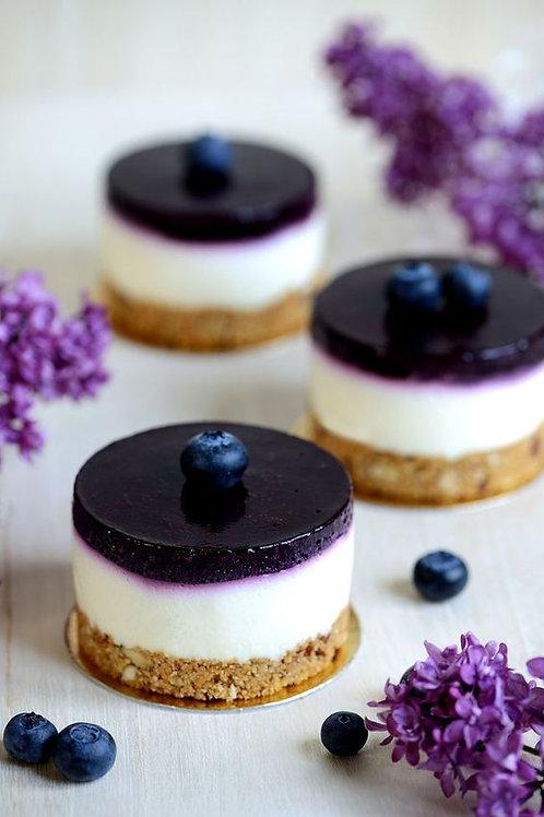 藍莓芝士蛋糕 -(24件)