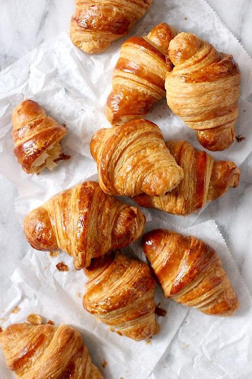 法式牛角包(100個)
