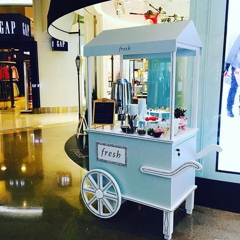 糖果車,好想成架推返屋企😂_#freshhk #fresh #sofresh