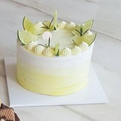 青檸慕絲蛋糕(2磅)
