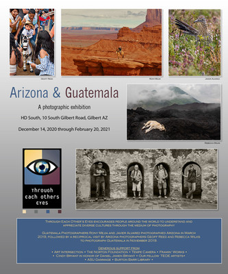 Arizona & Guatemala Exhibit 2020
