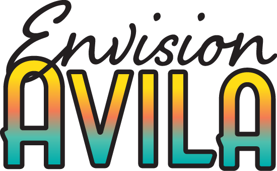 Program Logo for all outreach related to the Avila Community Plan Update.