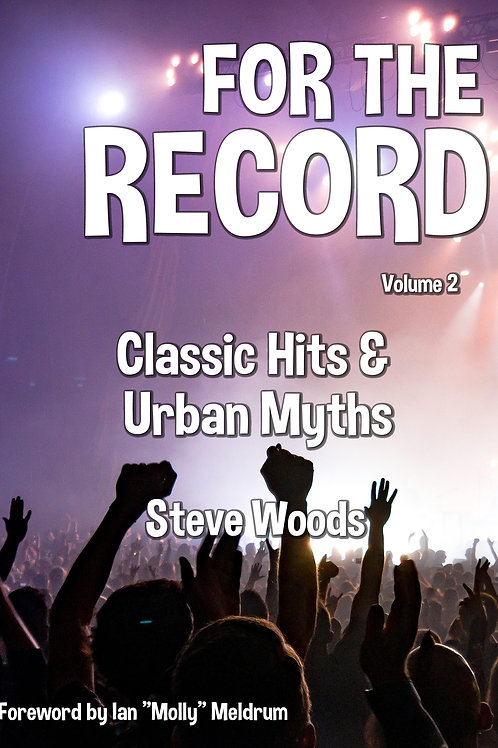 For The Record Vol 2: Classic Hits & Urban Myths